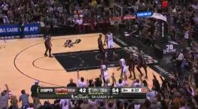 Топ-10 моментов NBA за 15 июня 2014