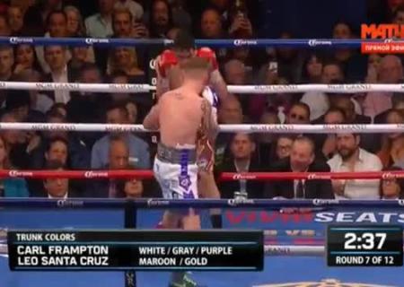 Санта Крус: ябуду боксировать так, словно это мой 1-ый титульный бой