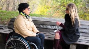#1 The ИнтервYOU – Инвалиды в Украине: люди, которых не замечают