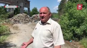 В Житомирской области снова обнаружили горы львовского мусора