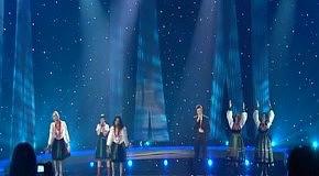 Евровидение 2010 - Marcin Mrozinski(Польша) вторая репетиция