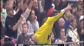 Watts Zap Best - Смешные моменты в спорте (11.12.2010)