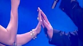 Greta Salome & Jonsi - Never Forget: финал Евровидения 2012