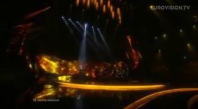 Евровидение 2013: Финал - Великобритания