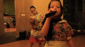 Детский кавер на Бурановских Бабушек