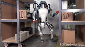 Атлас - новое поколение роботов