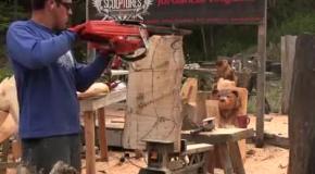 Как столяр стал скульптором