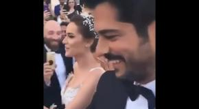 Свадьба Бурака Озчивита