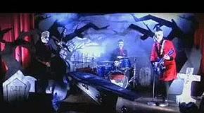 Ghost Zombie Train - R.I.P.