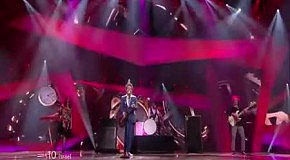 Izabo - Time: первый полуфинал Евровидения 2012
