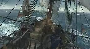 Assassin's Creed III - Корабельное сражение (Геймплей)