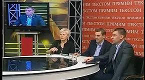Юрій Михальчишин та Ірина Сех, «Прямим текстом. Бліц»