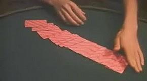 Невероятный карточный трюк
