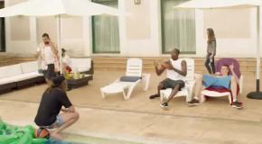 Баскетбольная эстафета Turkish Airlines