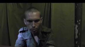 Российский военный заявляет о поставках оружия сепаратистам