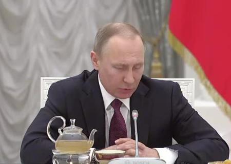 Путин пояснил цели Российской Федерации вСирии