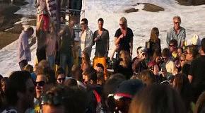 Лыжи и сноуборд: гонки на выживание от Red Bull