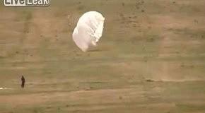 Укрощение парашюта