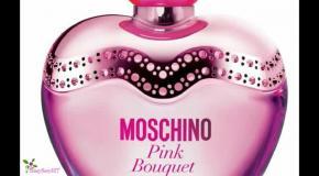 MOSCHINO Pink Bouquet Туалетная вода-спрей