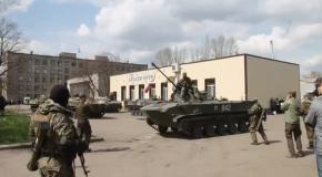 В НАТО обнародовали доказательства присутствия военных России на востоке Украины