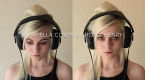 Завораживающий кавер Sweet Dreams - The Eurythmics (A Cappella Cover by Holly Henry)