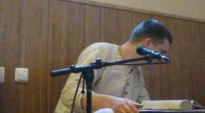 Махачандра пр Лекция в храме на Дмитриевской 7 03 2015
