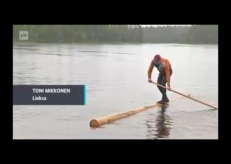 Финские Лесорубы