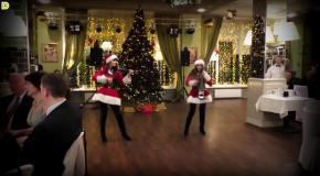 Расскажи, Снегурочка, где была (Ну, погоди!) - новогоднее шоу Violin Group DOLLS