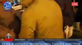 Под АП  вор похитил Саакашвили