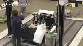 Китайцы пустят в массы первый автомобиль, напечатанный на 3D-принтере
