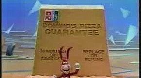 04 Domino's Avoid The Noid 1987 TV Commercial