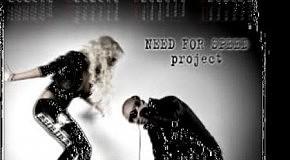 Topless DJ Show Need for Speed project @ DJ Forsage & Topless DJ Aurika 2011calendar