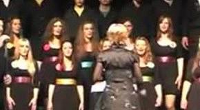 Viva Vox Choir - Du hast (Rammstein a cappella-кавер)