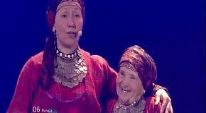 Buranovskiye Babushki - Party For Everybody: финал Евровидения 2012