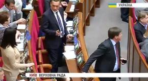 Как и почему ссорились депутаты в парламенте?