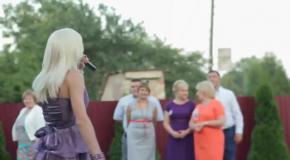 Звездное шоу ретро пародиста Димы Черникова на свадьбе- Натали