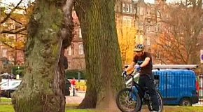 Дэнни Макаскил (Danny Macaskill) - шотладский велосипедист