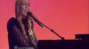 Maya Sar - Korake Ti Znam: финал Евровидения 2012