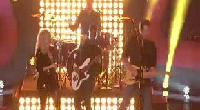 Adam Levine, Blake Shelton, Shakira & Usher – Come Together (Live @ The Voice U.S.)