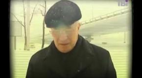 Фильм ужасов о снежном апокалипсисе в Киеве