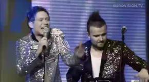 Евровидение 2013: Латвия - PeR - Here We Go