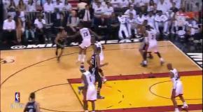 Обзор Spurs at Heat Finals Game 6 (2013)