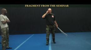 Фрагмент семинара по Системе Спецназ - рукопашный бой