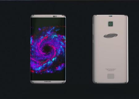 Стали известны детали оновом телефоне Самсунг Galaxy S8