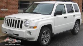 Чип тюнинг Отзыв! Jeep Patriot 2008 2 4 - Удален катализатор в прошивке ЭБУ