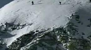 BBC. Силы природы / BBC. Wild Weather 3 серия (Снежные бури и лавины/Cold)