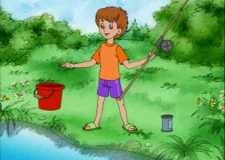 мульт кеша на рыбалке