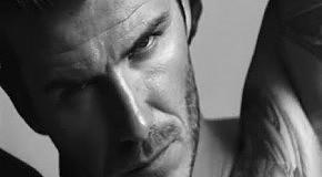 David Beckham в рекламе нижнего белья H&M