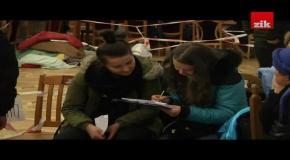 Народний контроль: Студенти Євромайдану 25.12.13.