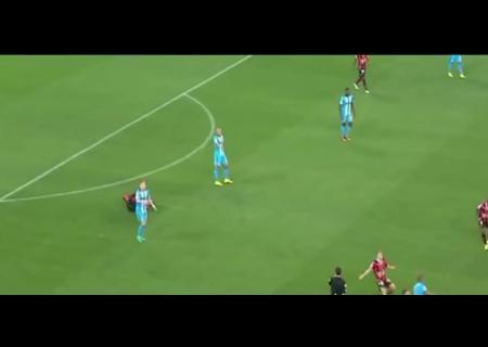 Дубль Балотелли позволил «Ницце» догнать «Монако» на1-й позиции